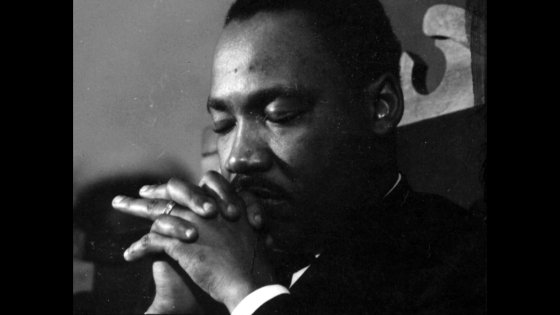 martin luther king jr prayer
